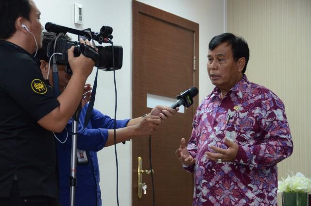 Nurdin Tampubolon: Saya Akan Desak Lino Dipecat