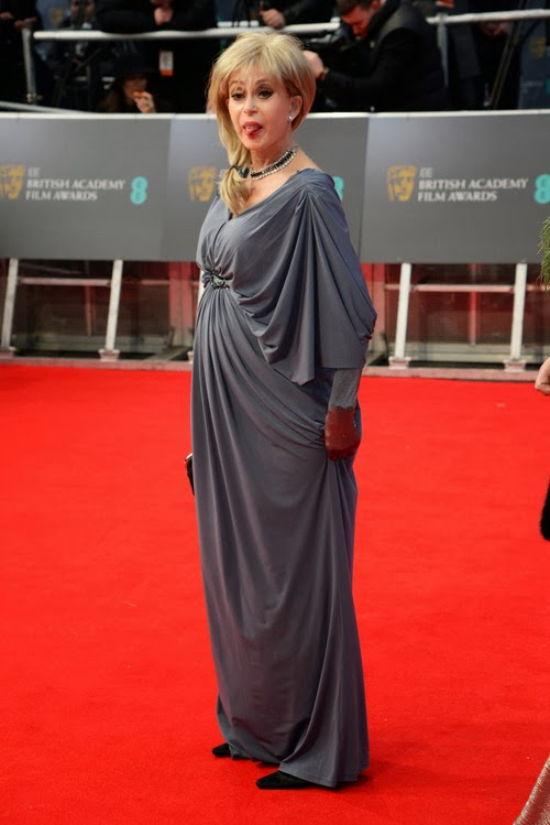 Sally Farmiloe Bafta 2014