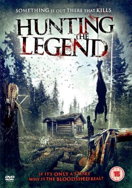 Hunting The Legend Bigfoot
