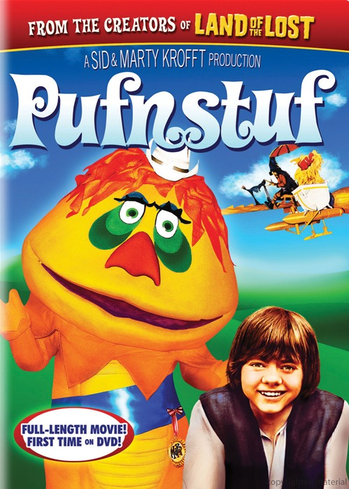 Pufnstuf movies