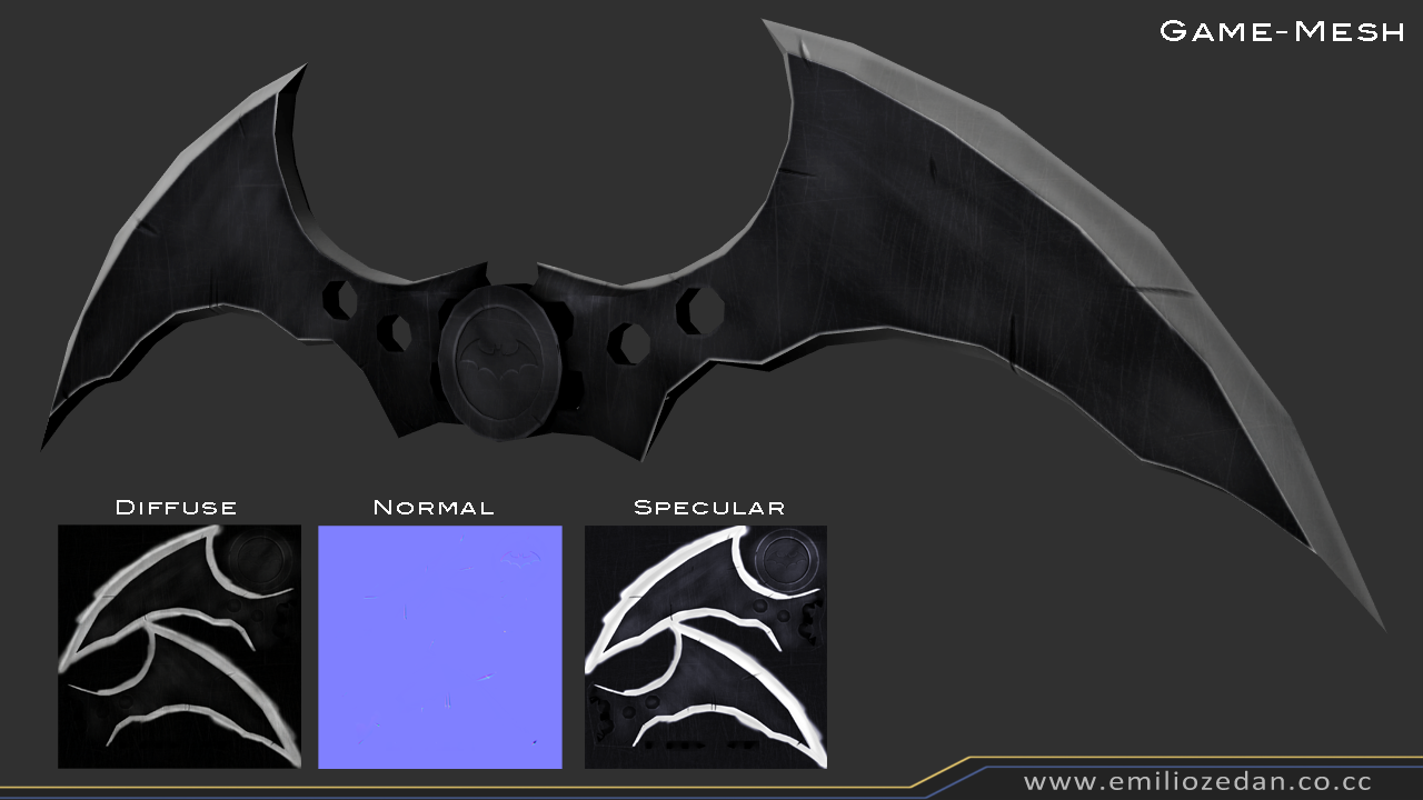 How to Make a Working Batarang