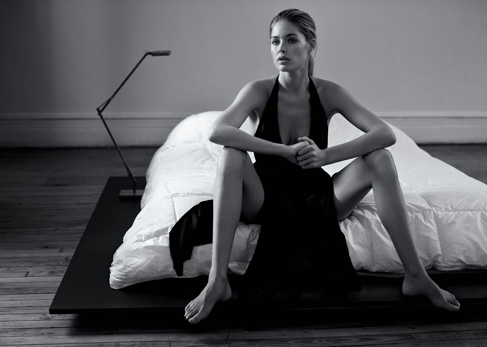 doutzen kroes by josh olins for wsj march 2015