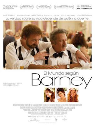Ver El Mundo Segun Barney Película (2010)