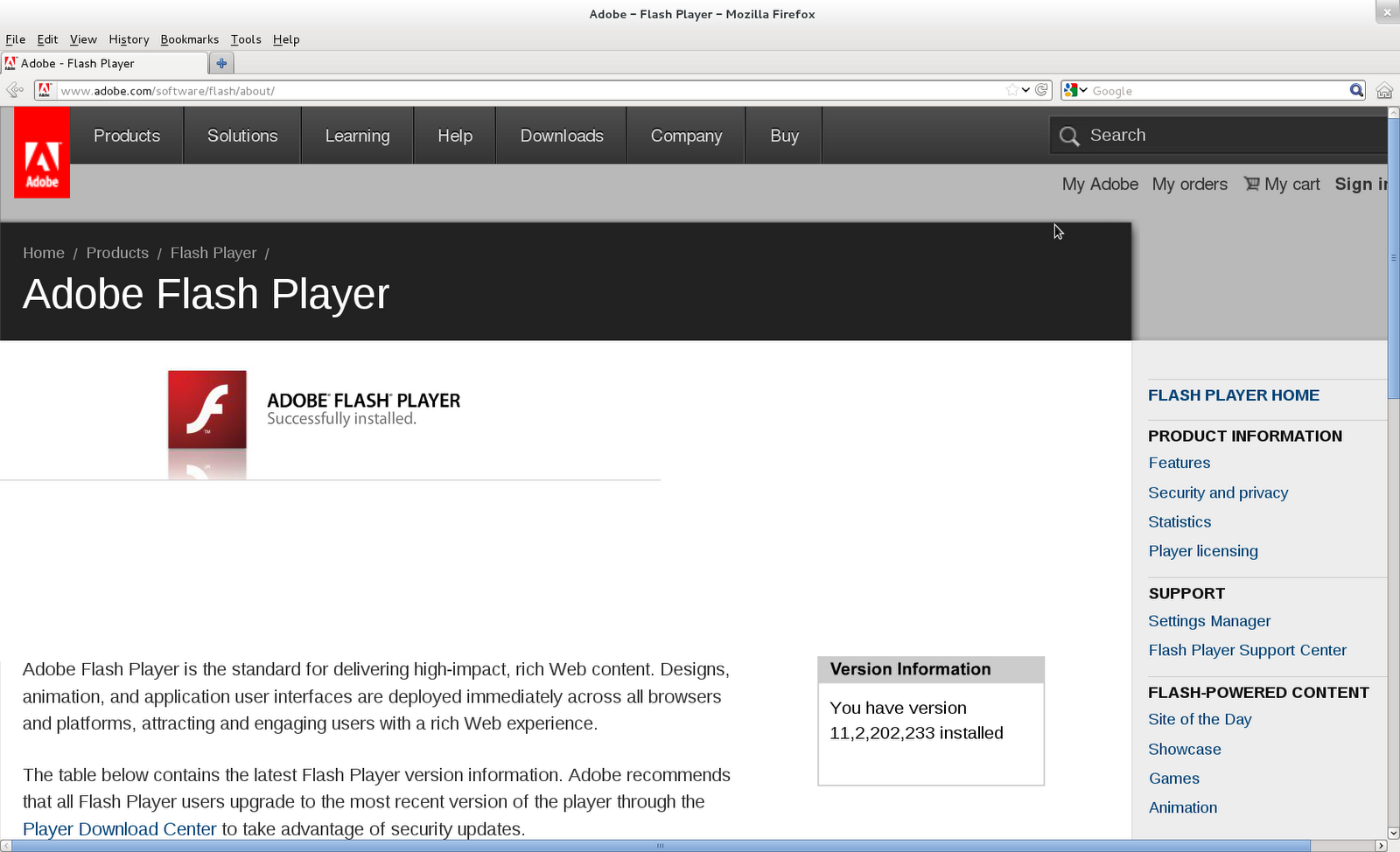 adobe flash player free download for chrome