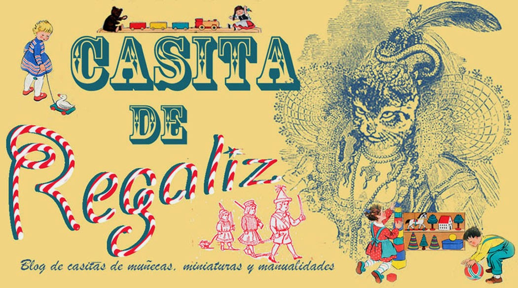 Casita de regaliz