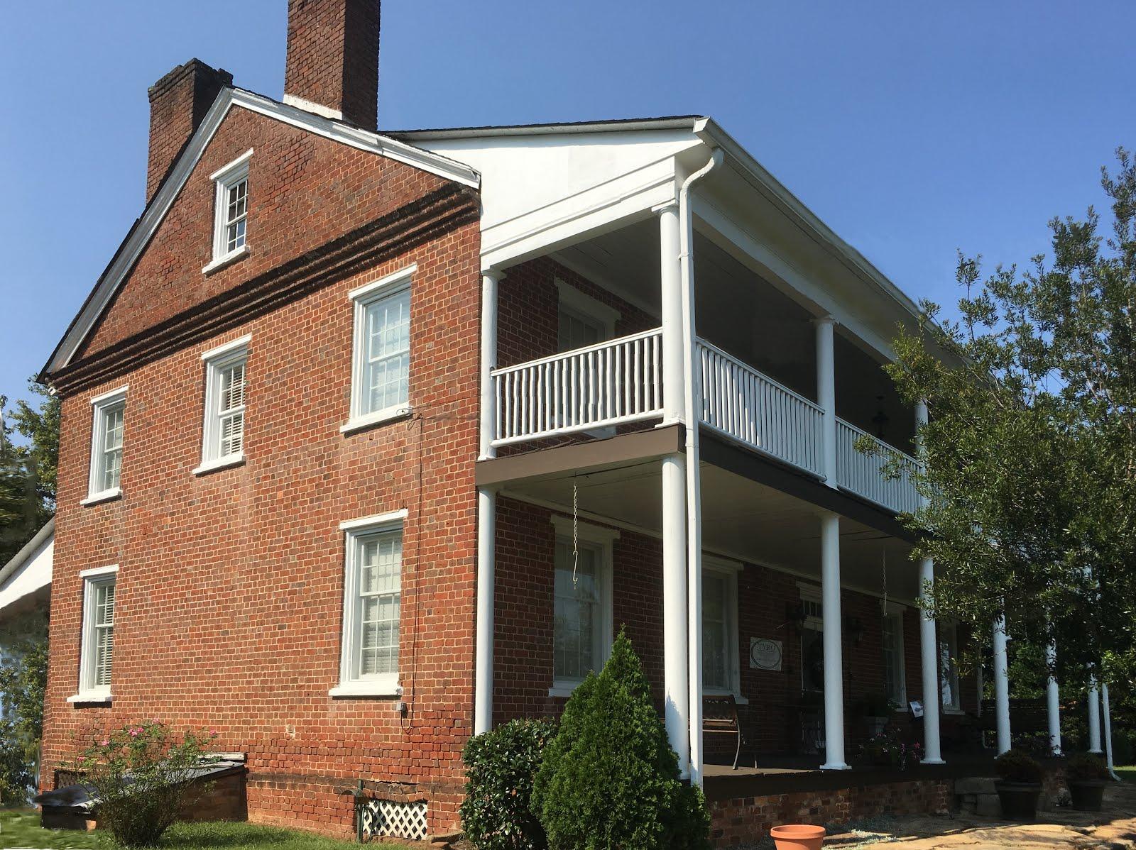 4654 S. NC-Hwy 150 Lexington, NC 27295 ~ circa 1840 ~ $250,000