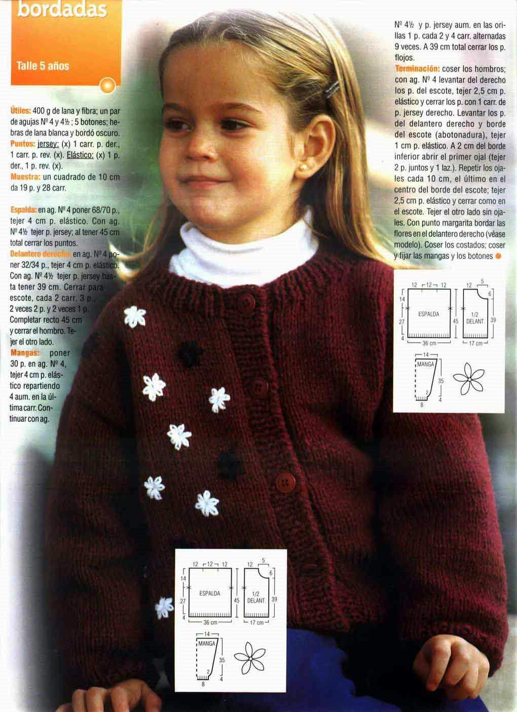 Chalecos Circulares A Crochet Patrones Compra Venta Argentina And Post