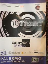 GalleryNights - 2010