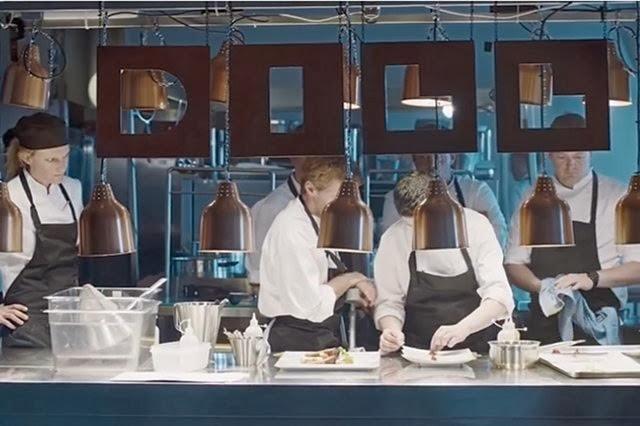 Co mówi o nas eksperyment z restauracją Dill w Sztokholmie, stworzonej na potrzeby akcji promocyjnej sieci sklepów Lidl ?
