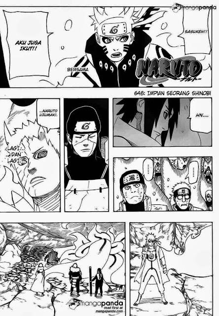 Komik Naruto 648 Bahasa Indonesia halaman 1