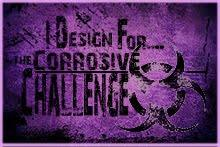 Design Team Member for The Corrosive Challenge Blog