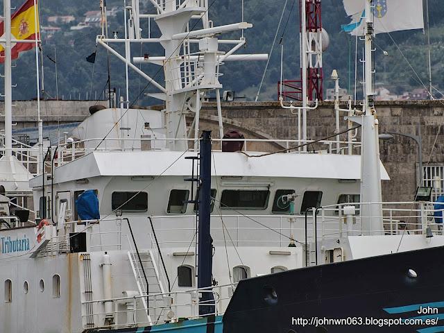 fotos de barcos, imagenes de barcos, petrel I, SVA, vigo