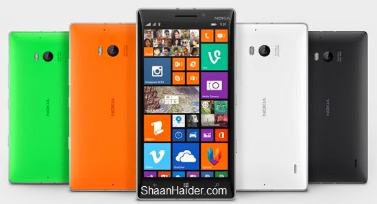 Nokia Lumia 930 : Full Specs and Features