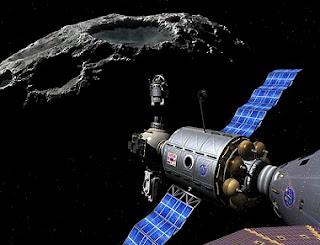mision tripulada asteroides