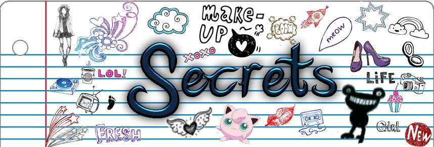 Secret's Blog