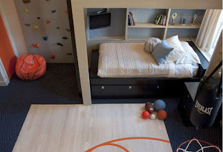 The Perfect Boys Bedroom by Perianth