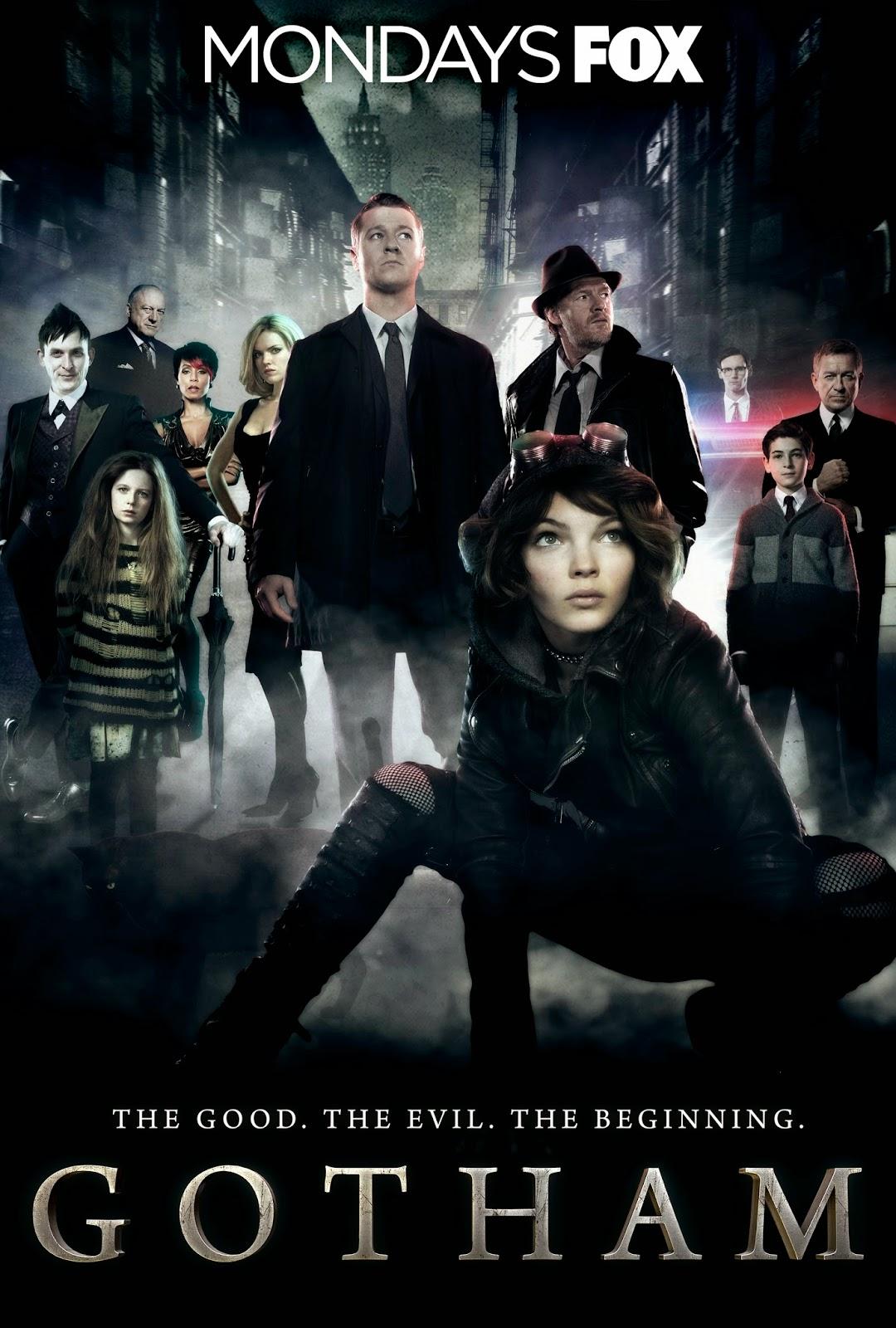 Thành Phố Tội Lỗi Gotham