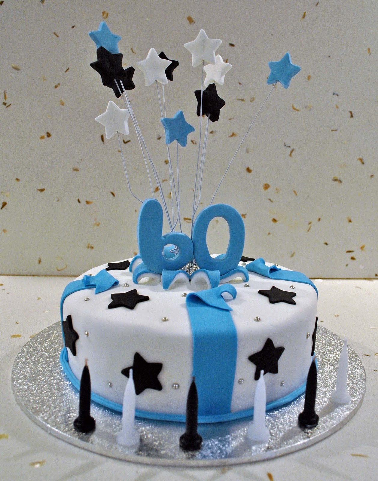 Taylor made baking cakes cakes and more cake - Birthday decorations for mens th ...
