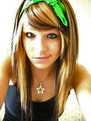 Teenage Girls Hairstyles Pictures