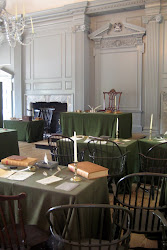 Philadelphia - Old City: Independence Hall - Assembly Room