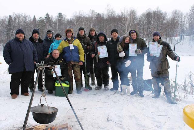 9 января в городском парке Сергиева Посада «Скитские пруды» состоялось официальное открытие сезона подлёдного лова.