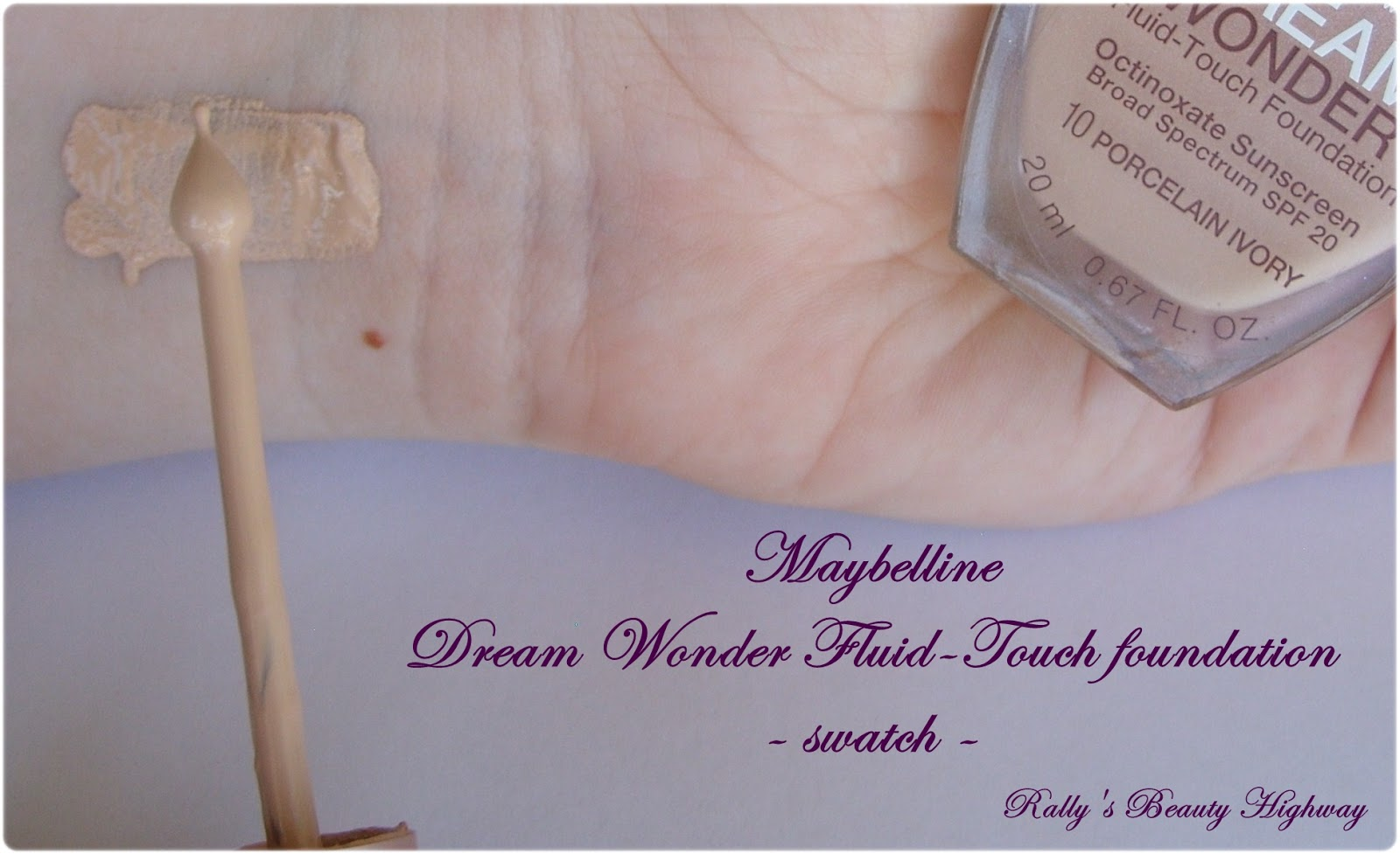 review, foundation, Maybelline