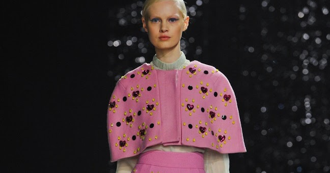 The Terrier and Lobster: Honor Fall 2013 Heart-Embellished Collection