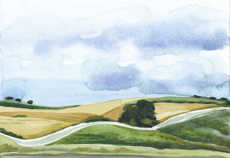 Sketch Pistols Bay Area: Painting in France. June 9-20 ...