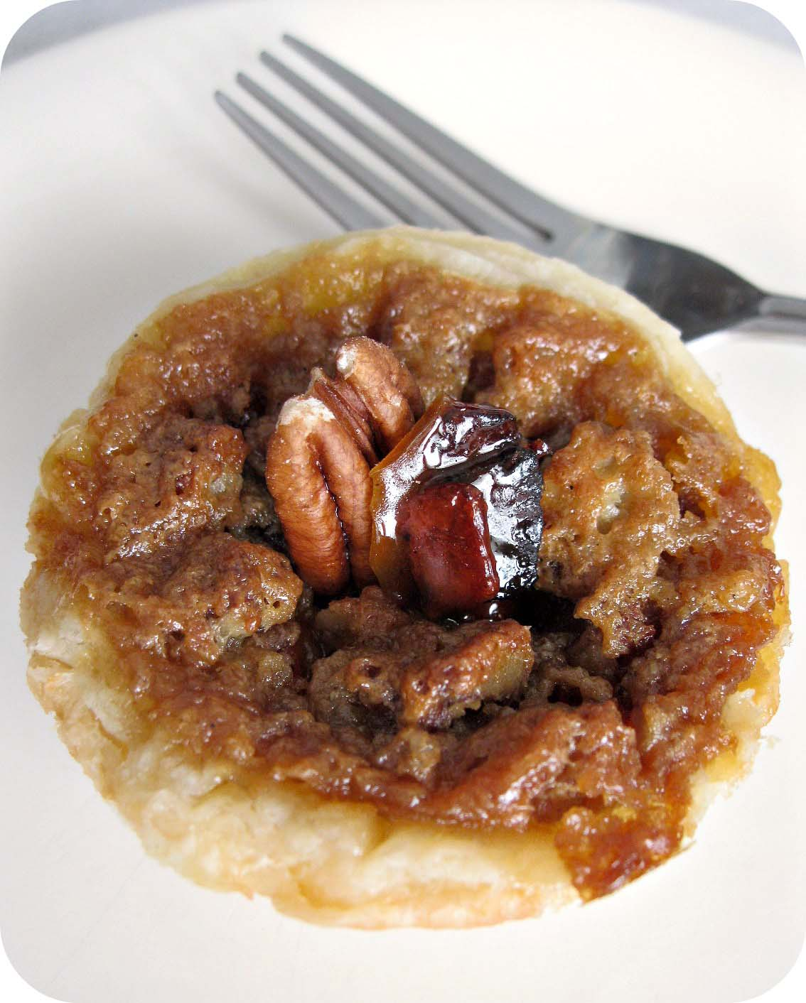 Make It With Me: Bacon Praline Pecan Butter Tarts