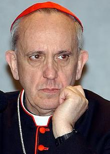 Novo papa é o cardeal argentino Jorge Mario Bergoglio - papa-argentino