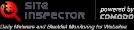 Comodo Site Inspector Report