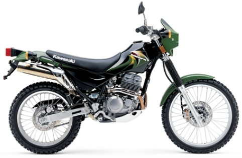 Kawasaki Super Sherpa  Specs