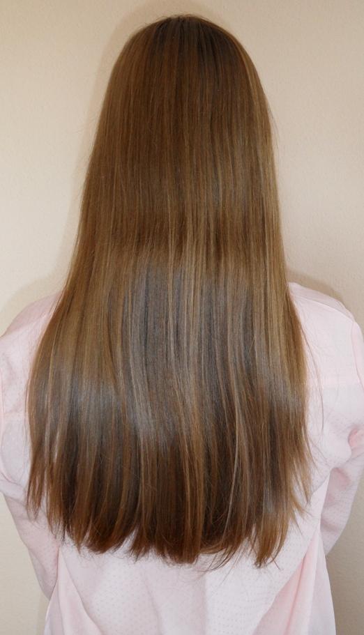 Włosy w lutym 2017