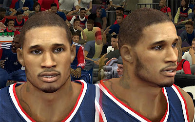 NBA 2K13 Trevor Ariza Cyberface Patch