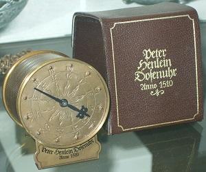 Penemu Jam Tangan - Peter Henlein