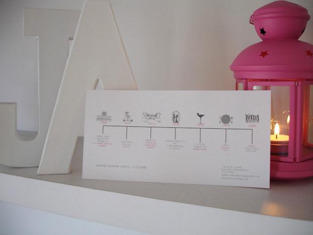 le petit monde de j my faire part pour un mariage diy. Black Bedroom Furniture Sets. Home Design Ideas