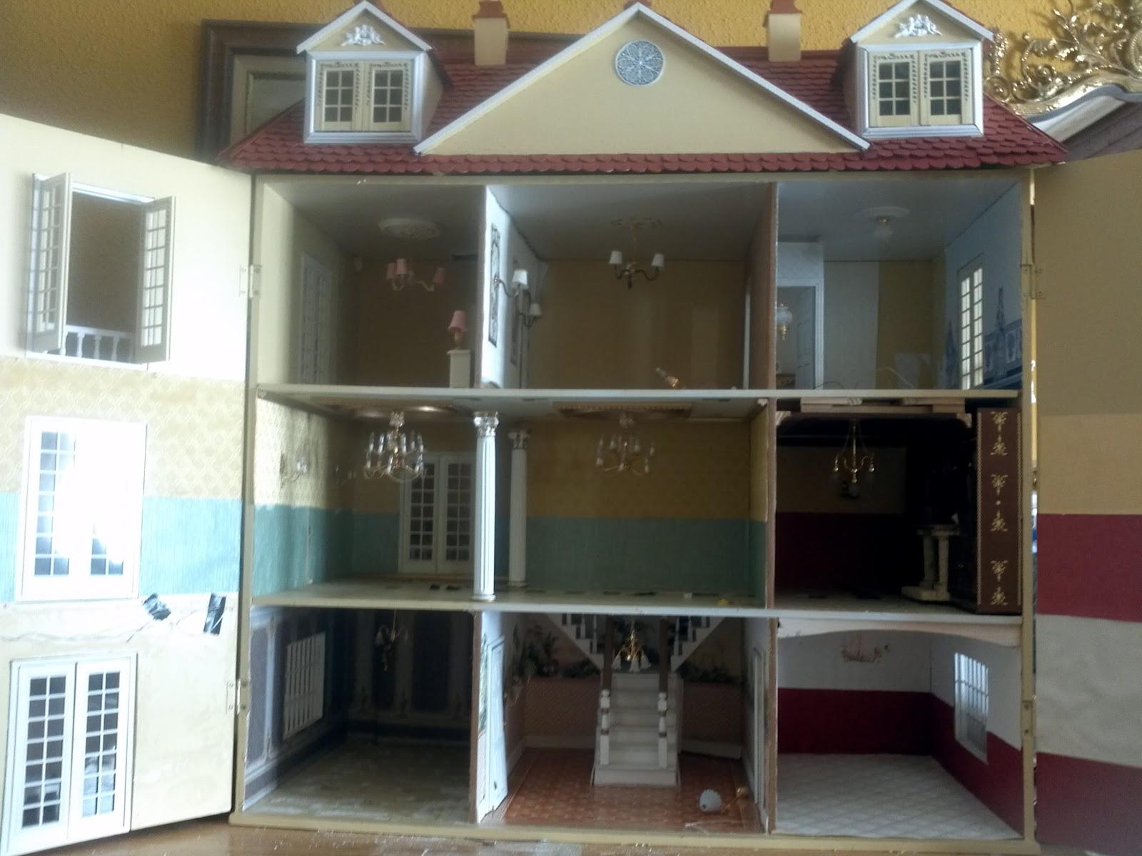 Casas de muecas planos para construir mesas tattoo - Planos de casas para construir ...