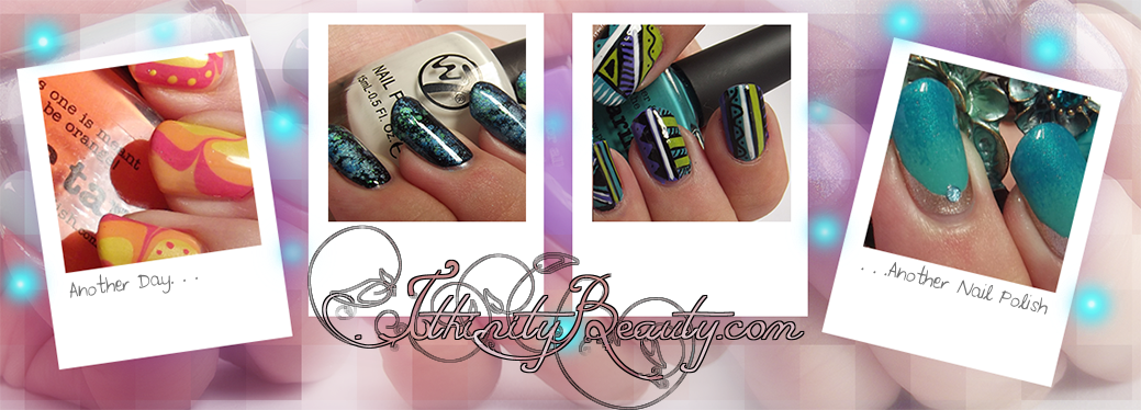 Ithinity Beauty ~ Nail Art  Blog