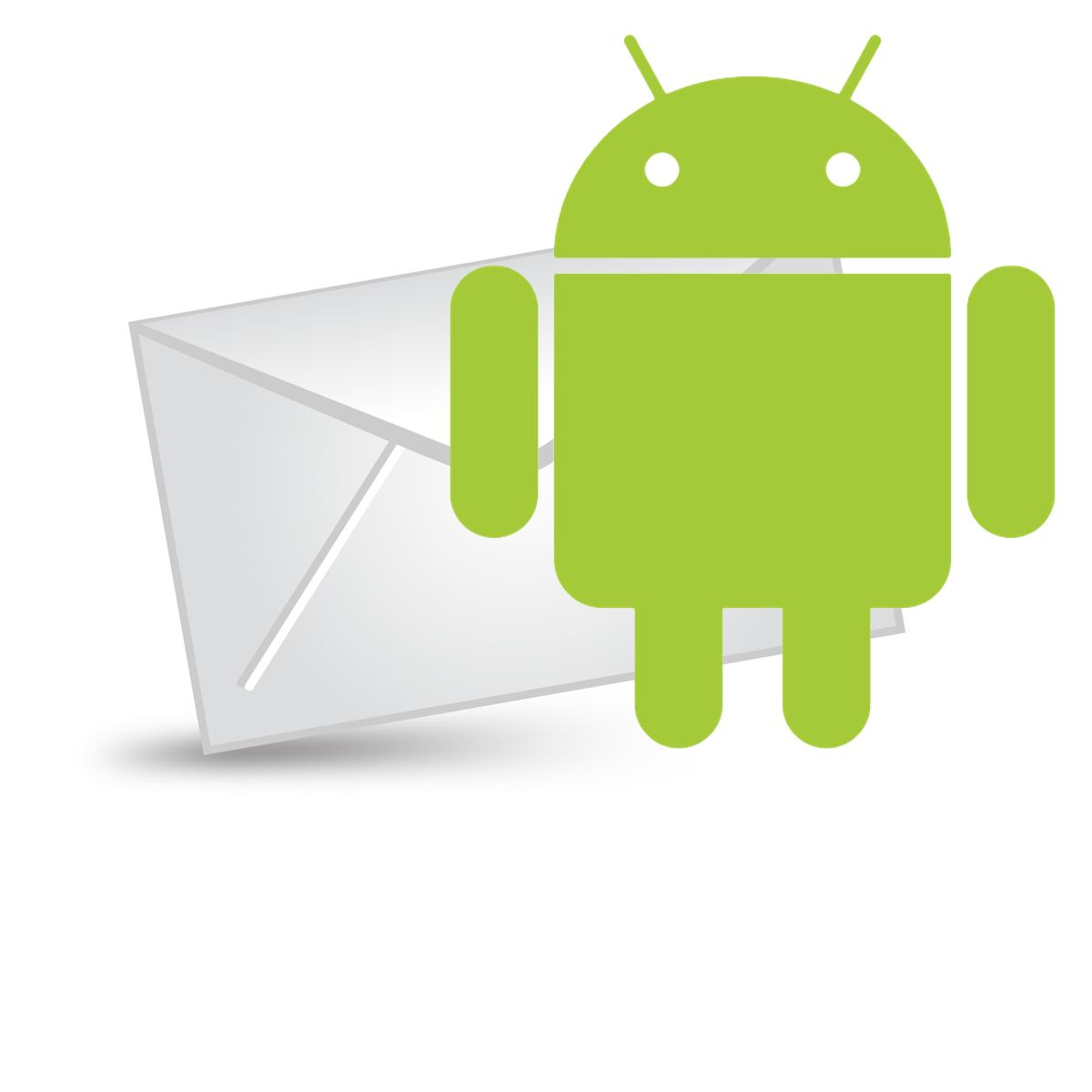 setting email hp android