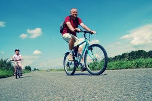 Влияние катания на велосипеде на потенцию