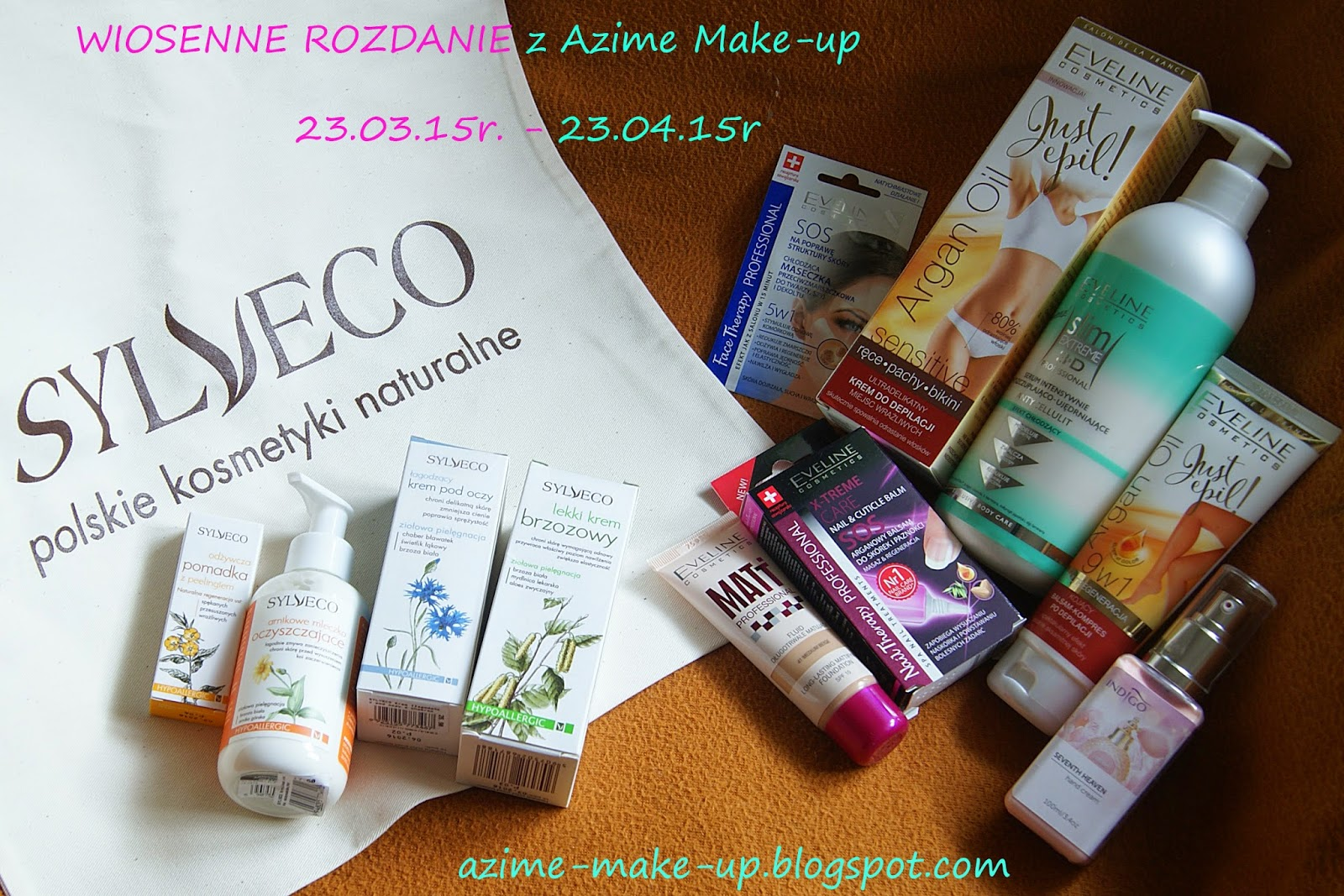 http://azime-make-up.blogspot.com/2015/03/197-wiosenne-rozdanie-z-azime-make-up.html