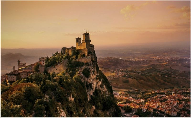 Tiny towns San Marino