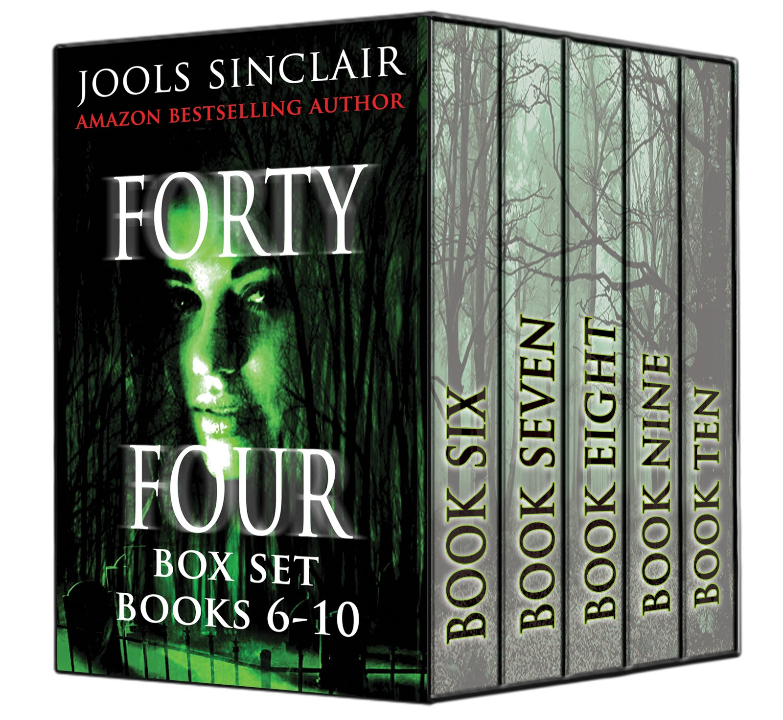 Forty-Four Box Set 2