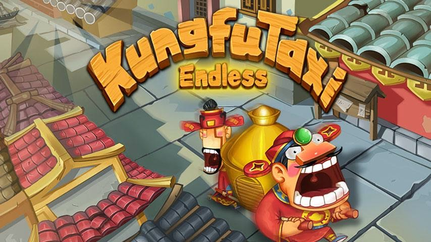 KungfuTaxi Endless v1.0.2 Full Apk