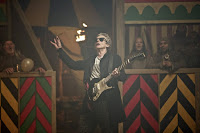 The Magician's Apprentice doctor guitar sunglasses