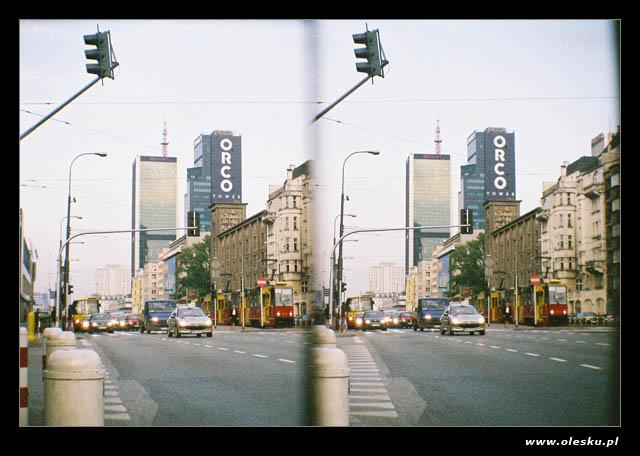 Warszawa w 3D: Aleje Jerozolimskie