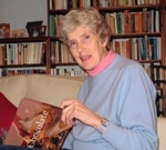 Author Sandy Hogarth