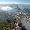 Pomnik Chrystusa Odkupiciela w Rio de Janeiro