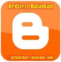 Redirect Satu Halaman Ke Halaman Lain Di Blog