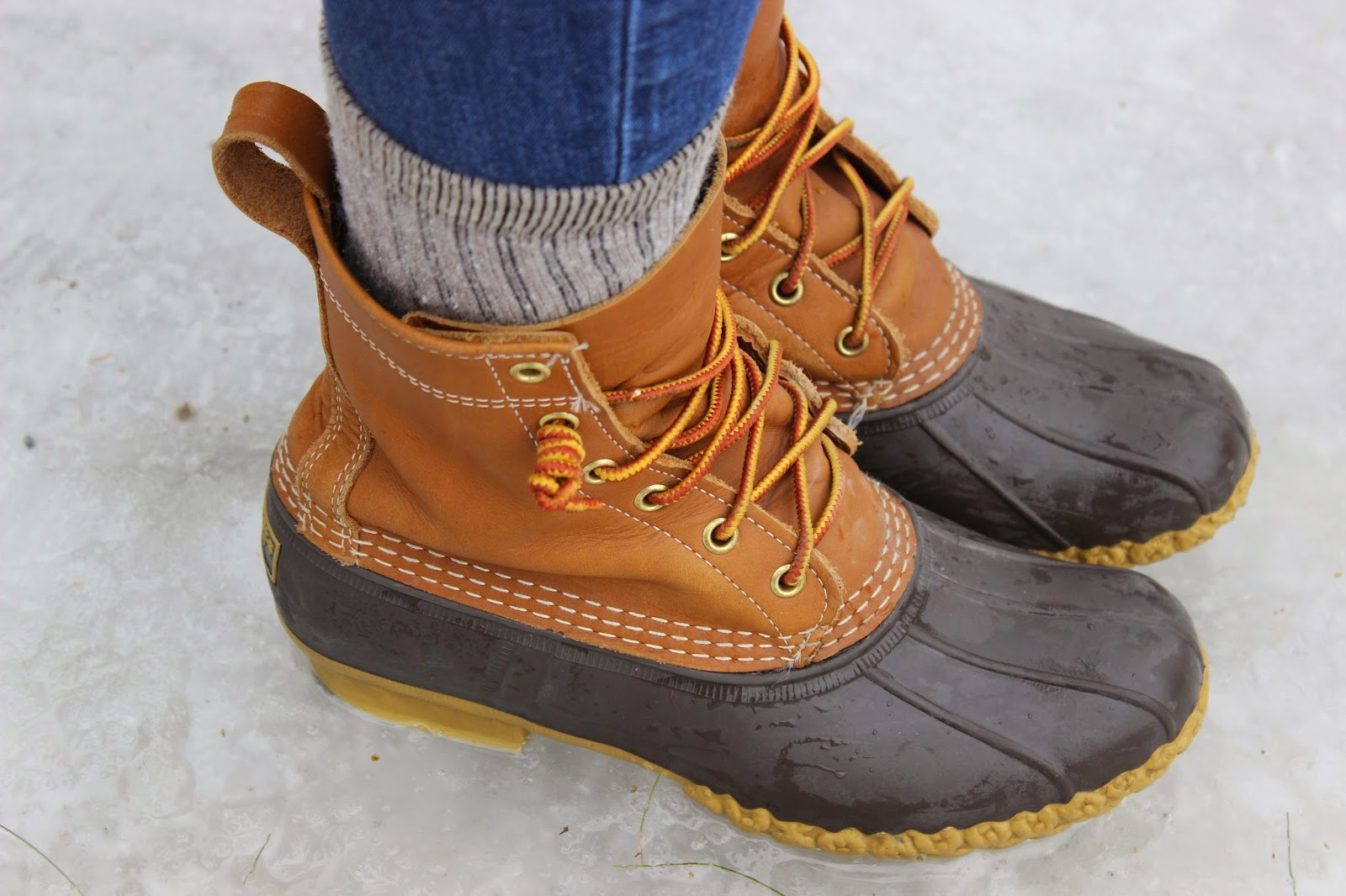 Ll bean duck boots frat - photo#22